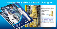 Download our NEW Coverall catalogue